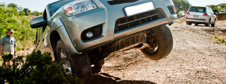 Level 1 to 3 Offroad Training